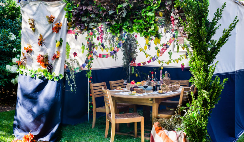 Traditional Succah