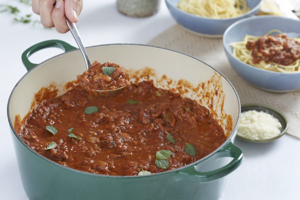 Andy's Meat Sauce