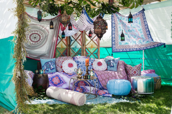 Sensational Succahs: Moroccan