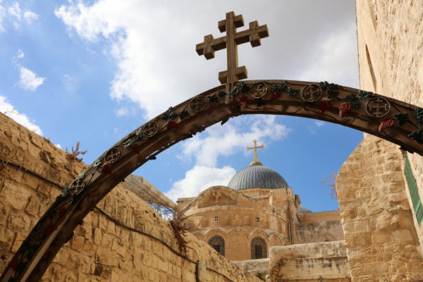 10 Christian Holy Sites in the Holy Land