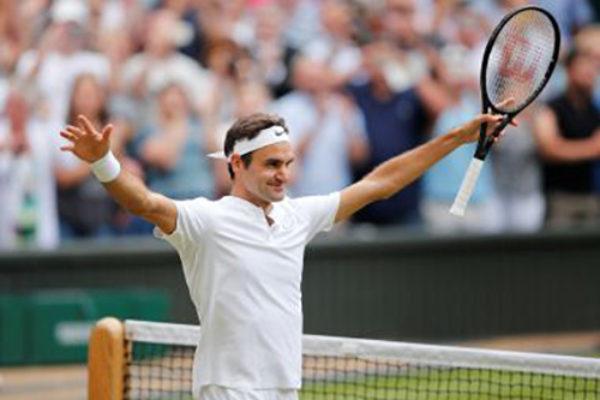 Roger Federer Serves Up the Sabbath