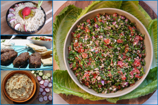 Lebanese Food: A Family Tradition & Personal Passion