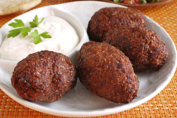 Lebanese 7-Spice Kibbeh