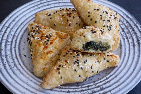 Spinach & Feta Bourekas