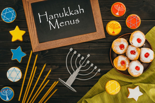Hanukkah Menu Ideas