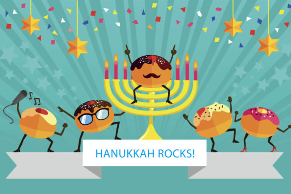 Hanukkah Playlist For The Kids