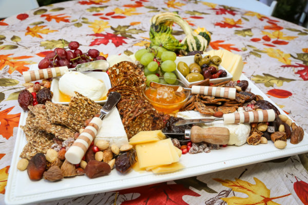 Seven Species, Seven Cheeses: A Tu b'Shvat Cheese Plate