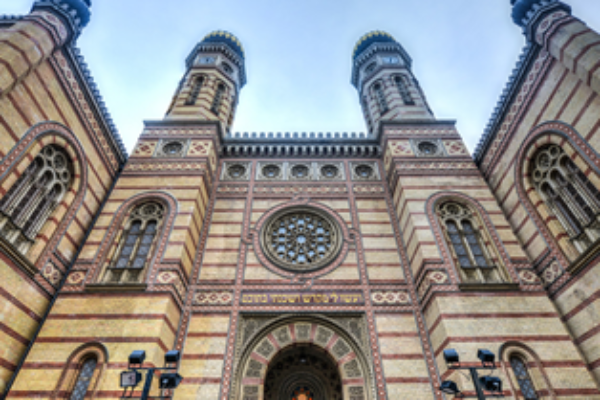 Spectacular Synagogues: The Dohány Street Synagogue in Hungary