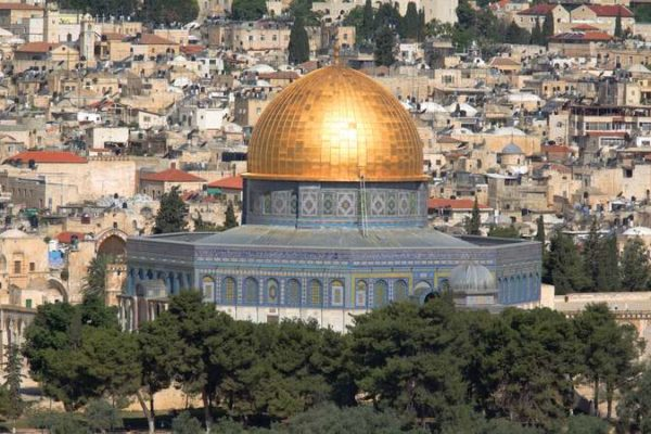 Top 10 Muslim Sites in the Holy Land