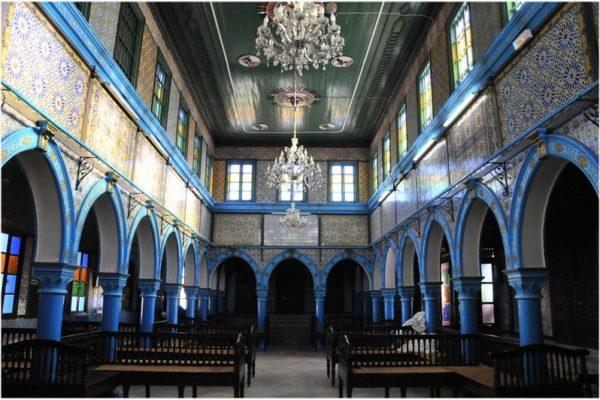 Spectacular Synagogues: El Ghriba Synagogue