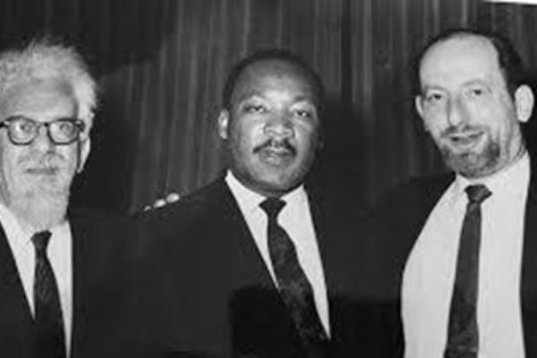 Ordinary to Extraordinary: Rabbi Wolfe Kelman and Rabbi Arthur Hertzberg March with Rev. Dr. Martin Luther King Jr.