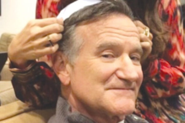 Passover Wisdom From Robin Williams